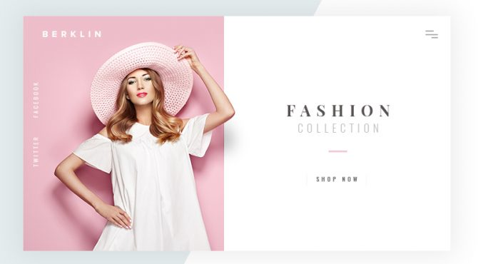 I create stunning eCommerce Websites for any business
